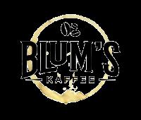 Logo Blum´s Kaffee