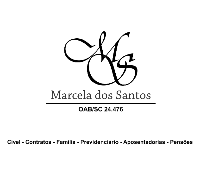 Logo Marcela Dos Santos Advogada